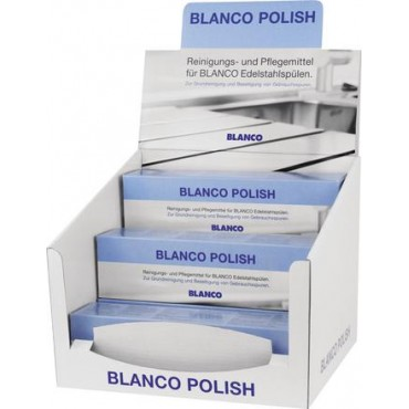 BLANCO POLISH DISPLAY LIMPIADOR ACERO INOXIDABLE